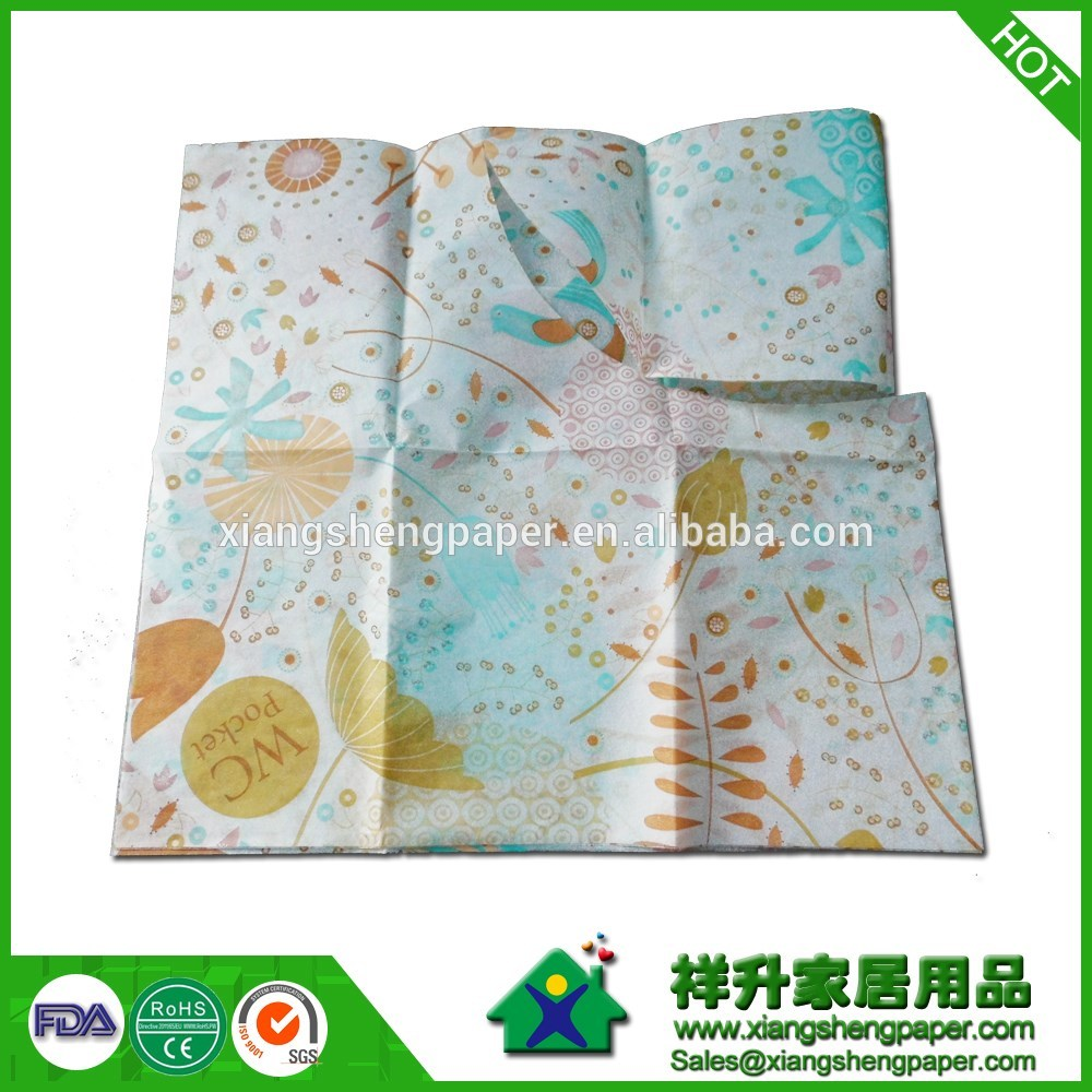 Disposable Soft Clean Toilet Seat Cover Paper,Disposable Travel Pack Tissue Toilet Seat Cover Paper