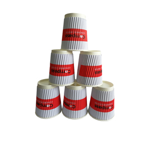 Customized Corrugated High Good Quality Paper Cups Hot Sale cups