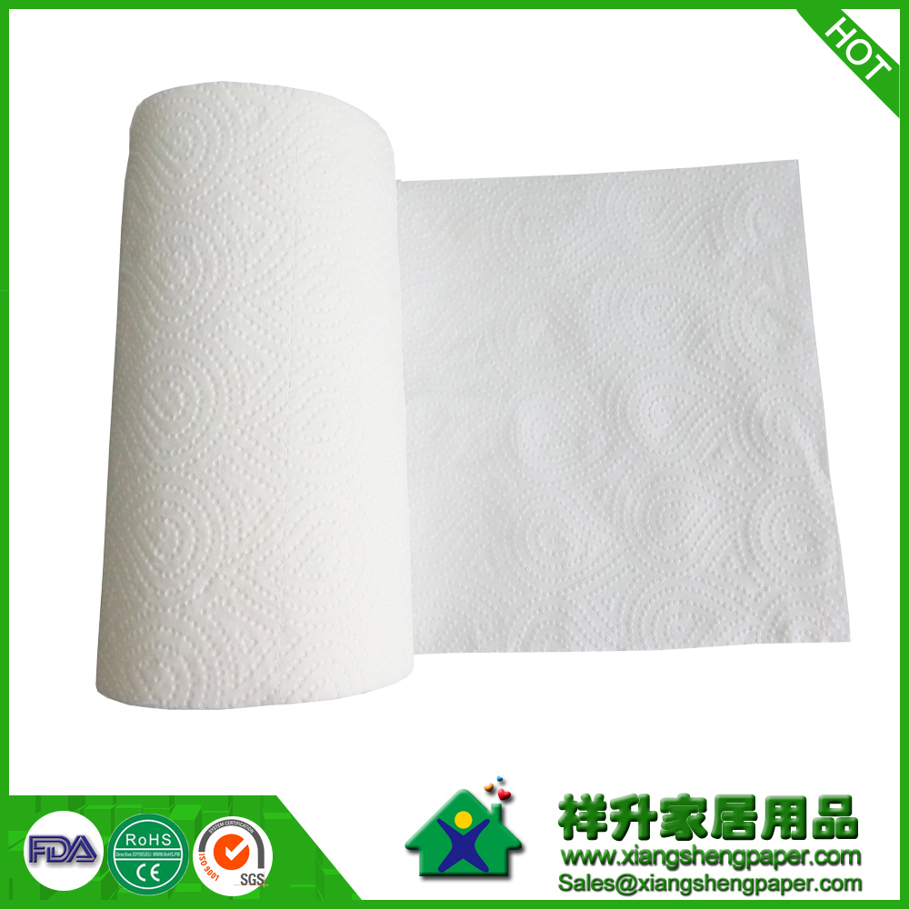 Water and Oil Soluble Kitchen Paper Towel Manufacturer
