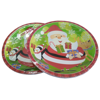 Wholesale Birthday Party Plates, Disposable Paper Plates Supplier, Fancy Paper Plates