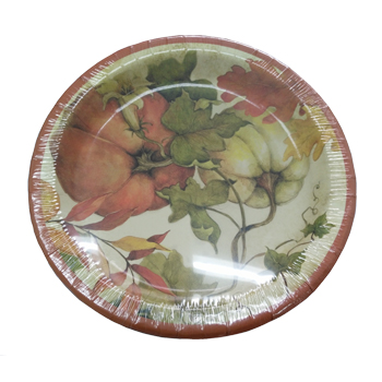 Festival Printed Paper Plate,Birthday Party Plates Wholesale,Fancy Paper Plates Suppliers