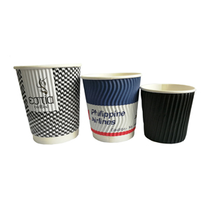 Advertising Customized Disposable Paper Cups Hot Sale cups